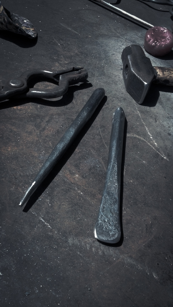 forge hardened tools