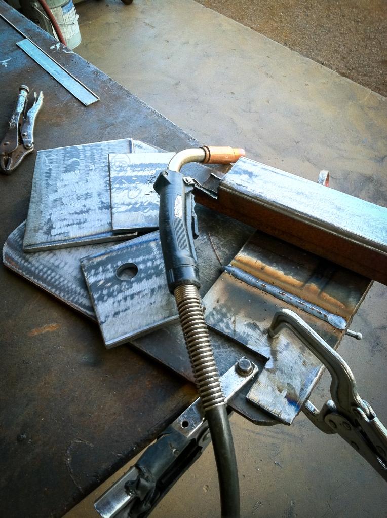 metal plate welds-3
